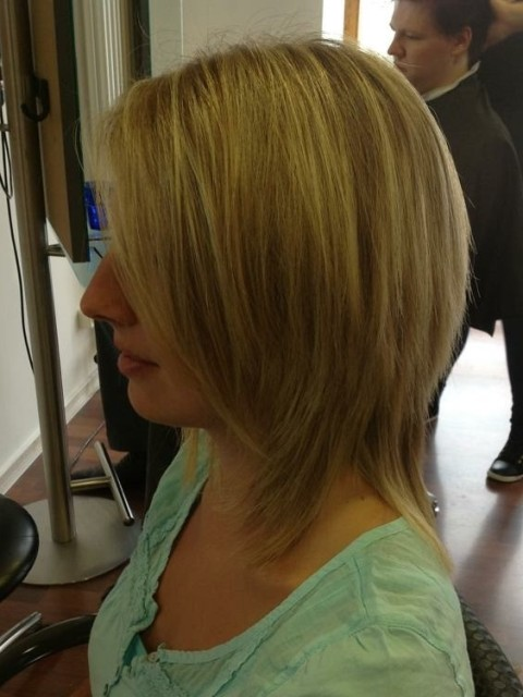 Haarschnitte Frauen Friseur Finesse